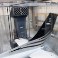 Portable Booth in Aerospace Facility